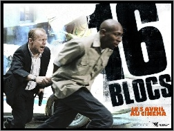 16 Blocks, Bruce Willis, Mos Def