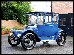 1915, Electric, Detroit, Brougham