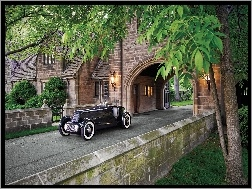 1934, Special, Model 40, Ford, Speedster