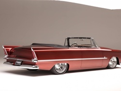 Convertible, 1956, Plymouth