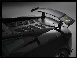 2011, Super, Lamborghini Gallardo, Blackpain