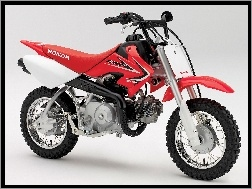 50ccm, Honda CRF50F, Cross
