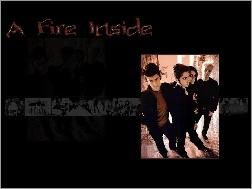 Afi, a fire inside