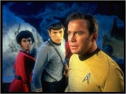 Aktor William Shatner, Star Treck, Postać James T. Kirk