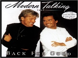 1998, Album, Modern Talking, Back for good