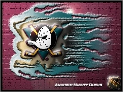 Anaheim Mighty Ducks, Drużyny, Logo, NHL