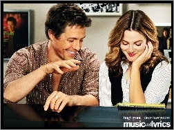 Music and Lyrics, Hugh Grant, Drew Barrymore