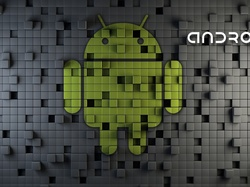 Logo, Android, 3D