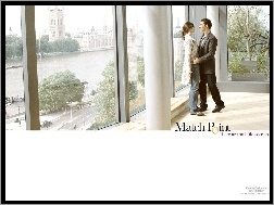 pałac, apartament, Jonathan Rhys-Meyers, Match Point, widok