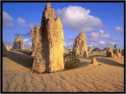 Australia, Pinnacles Desert, Nambung National Park