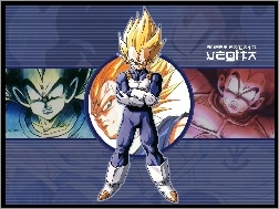 Dragon Ball, Wegeta