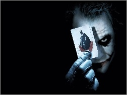 Karta, Batman, Joker