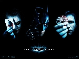 batman, Joker, Batman Dark Knight, karta