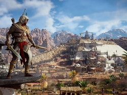 Bayek, Gra, Assassins Creed Origins