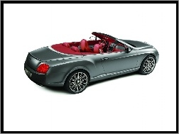 Bentley Continental GTC, Kabriolet