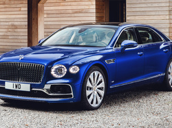 Bentley Continental Flying Spur, 2019