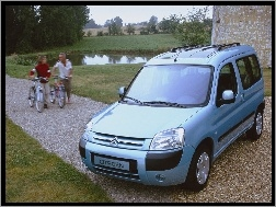 Citroen Berlingo, staw