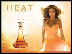 Beyonce, Rush, Heat, Perfumy