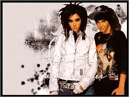 Bill, Tokio Hotel, Tom