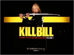 Kill Bill 2, Skóra, Szarna, Uma Thurman