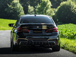 BMW MH5 700 Manhart, Tuning