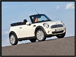 BMW Mini One Cabrio