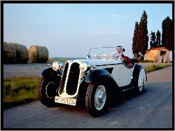 Roadster, BMW, 315