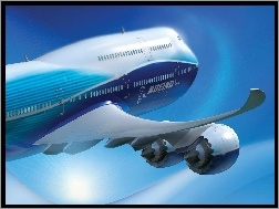 Intercontinental, Boeing, 747