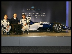 bolid, Formuła 1, Williams team