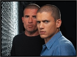 Wentworth Miller, Bracia, Skazany na śmierć, Prison Break, Dominic Purcell