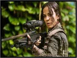 Alice Braga, Predators