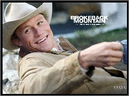 Brokeback Mountain, Heath Ledger