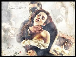 zdjęcie, Emmy Rossum, Phantom Of The Opera, Gerard Butler