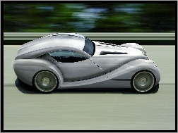 Car, Morgan Lifecar, Concept