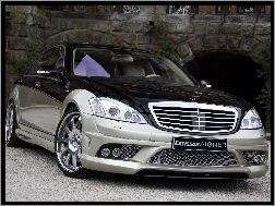 Carlsson, Mercedes W221, Pakiet