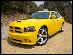 Dodge Charger, SRT