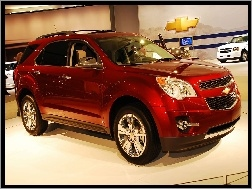 Dealer, Chevrolet Equinox