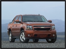 Chevrolet Avalanche, Pick, Up