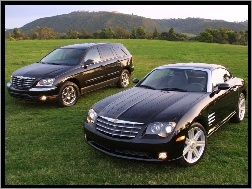 Chrysler Pacifica, Chrysler Crossfire