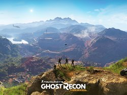Tom Clancy's Ghost Recon: Wildlands, Góry