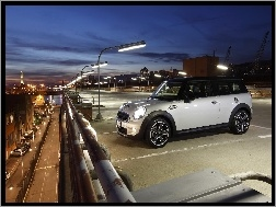 Mini Clubman, Parking