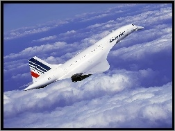 France, Concorde, Air