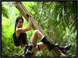 Cosplay, Tomb Raider, Lara Croft