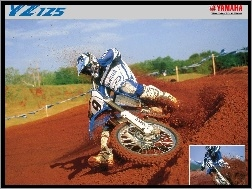 Cross, Yamaha YZ 125