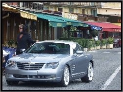 Chrysler Crossfire, miasto