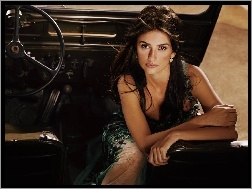 Penelope Cruz, Jeep