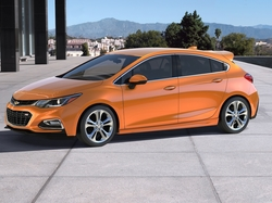 Chevrolet Cruze, Hatchback