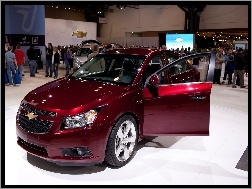 Chevrolet Cruze, Salon