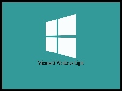 Cyjanowy, Windows, Microsoft, Eight