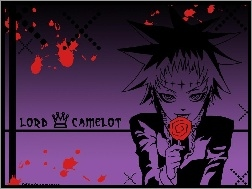 D.Gray-Man, Lord Camelot